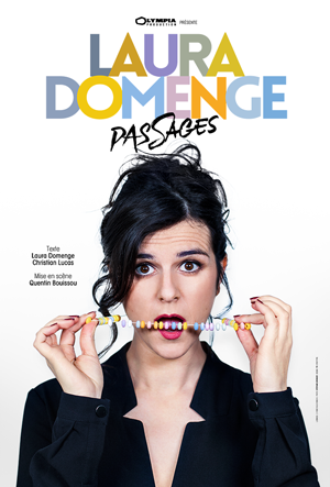 Affiche Laura Domenge Passage